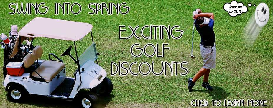 Hudson Valley Golf Discount