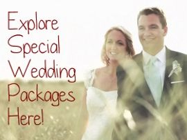 Hudson Valley Catskills Wedding Venue Packages