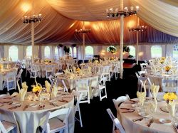 Hudson Valley Resort & Spa - Garden Terrace Tent