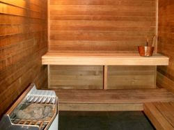 Hudson Valley Resort & Spa - Sauna