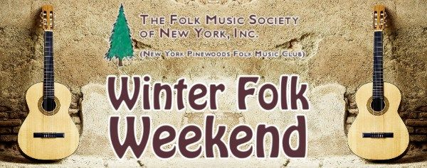 Hudson Valley Folk Music Weekend