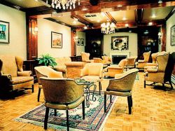 Hudson Valley Resort & Spa - Executive Cigar Lounge