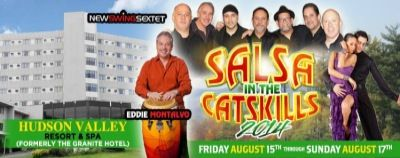 Salsa in the Catskills Dance Event