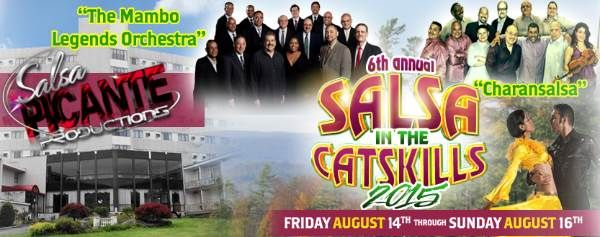 Hudson Valley Resort Salsa Dance Resort